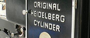 Old Heidelberg Cylinder